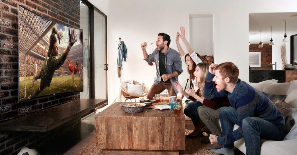Fußball-EM: Was leistet der Fußball-Modus bei TVs?