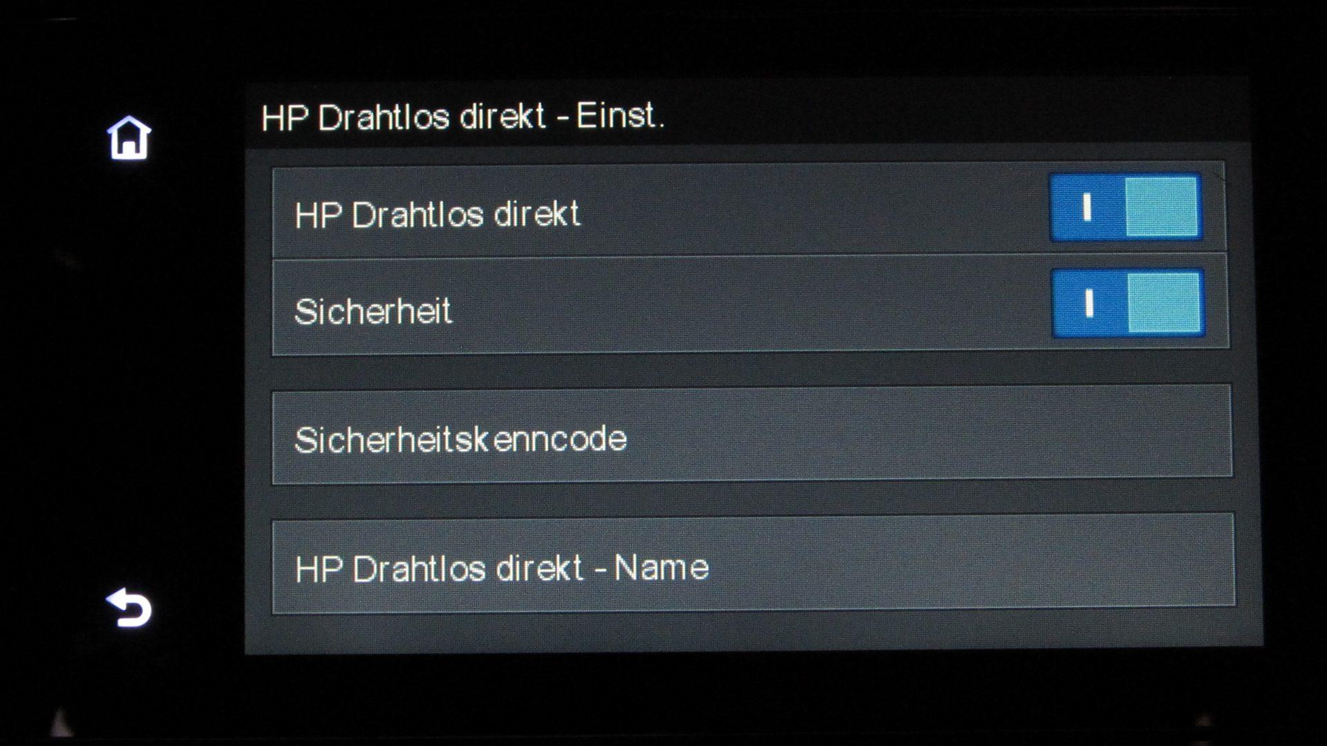 HP-Officejet-Pro-8620–Display-Drahtlos