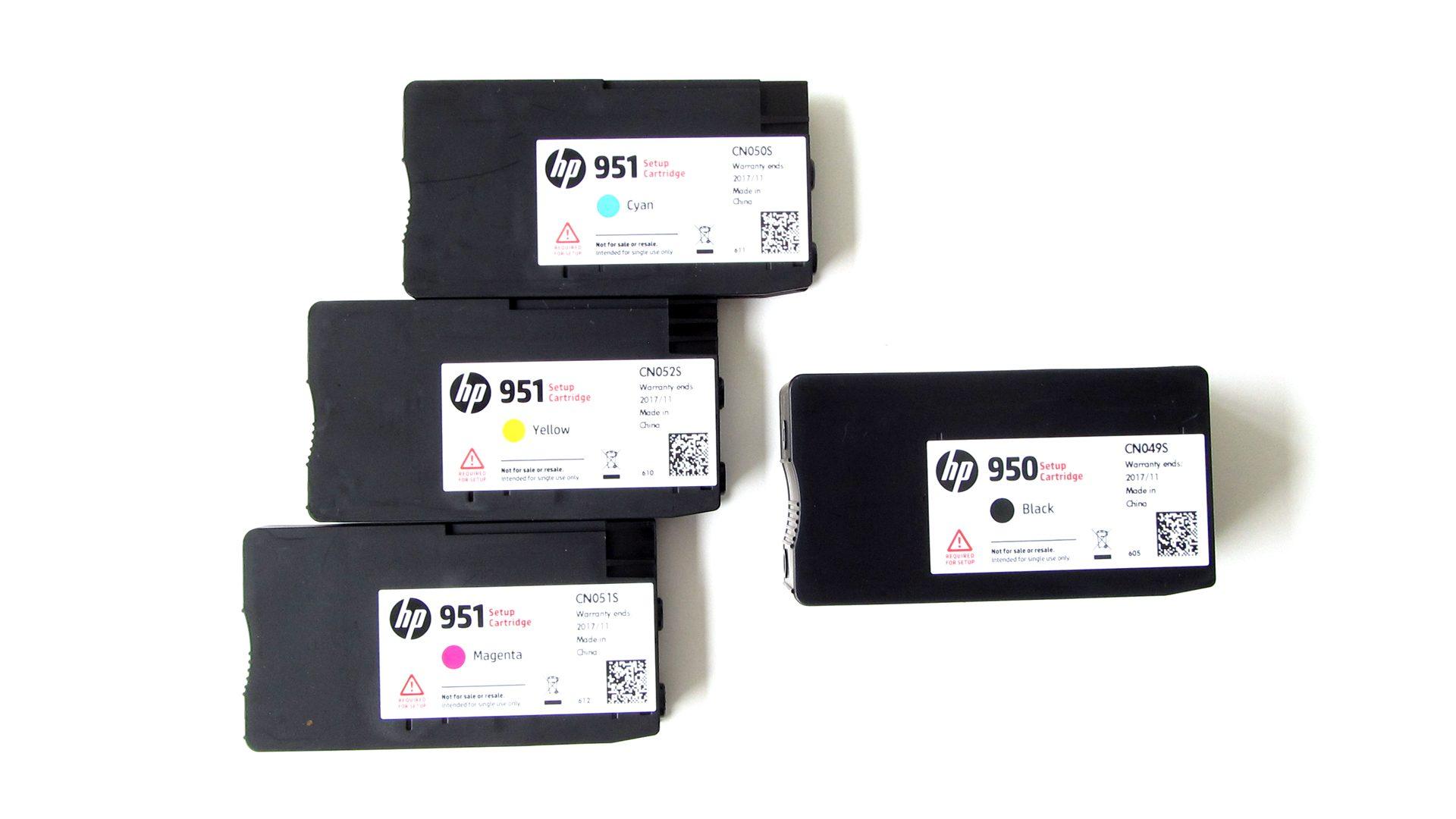 HP-Officejet-Pro-8620—Patronen
