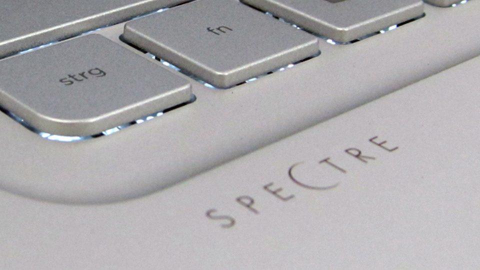 HP Spectre x360 15-ap006ng Edles Design aus Aluminium