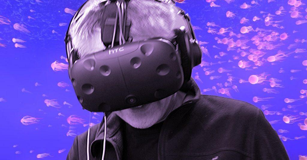 Test HTC Vive: Willkommen in der virtuellen Realität