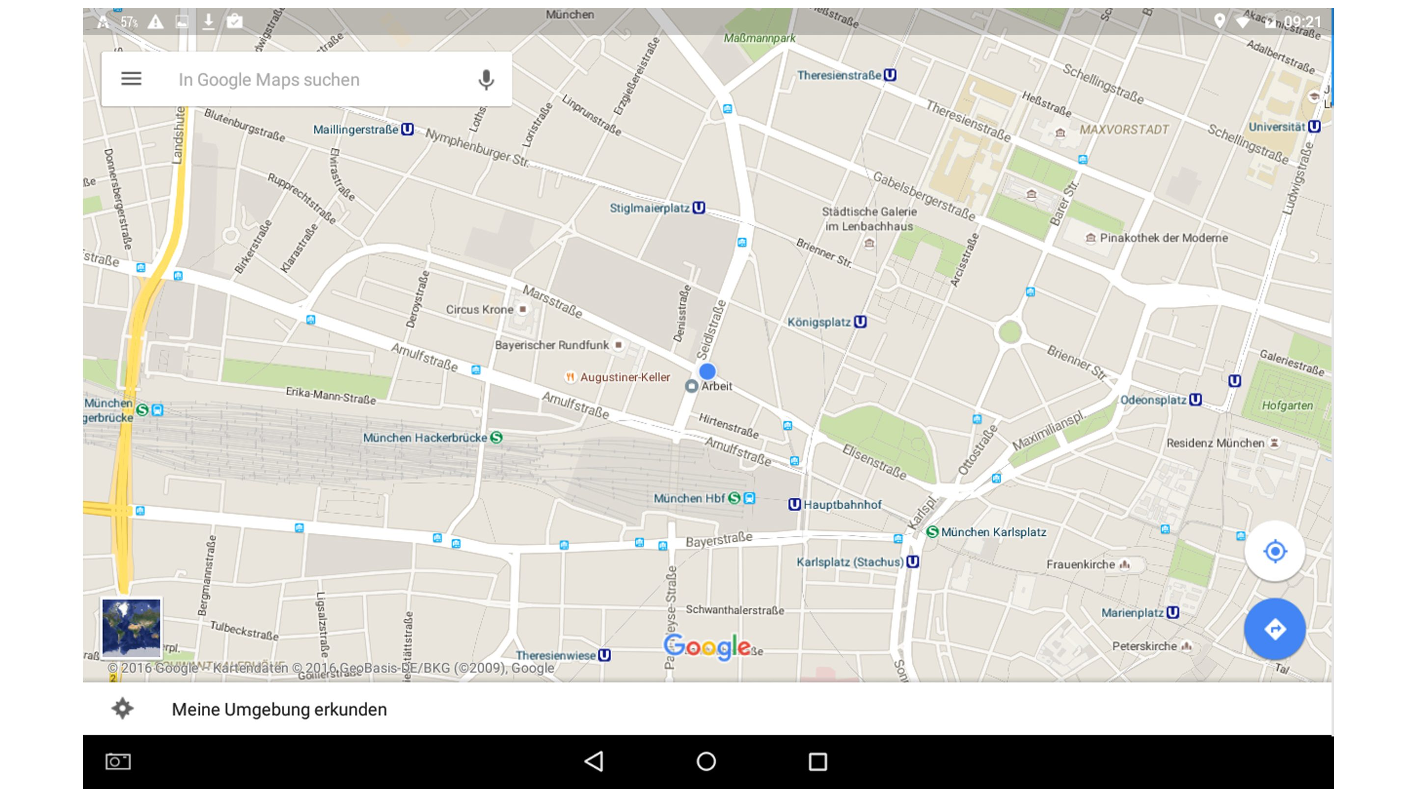 Point-of-View-TAB-I847—Anwendungen—Google-Maos