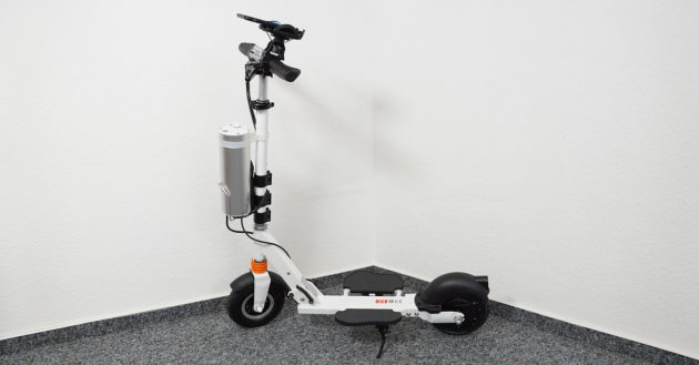Test AirWheel Elektro-Scooter Z3