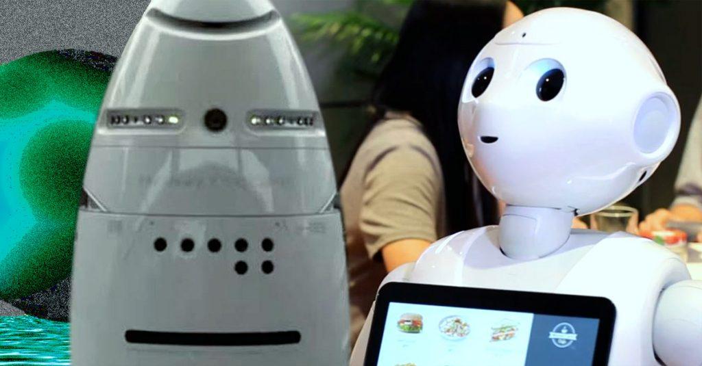 Die Roboter kommen: Pizza bestellen mit Pepper und Dalek-Raumpatrouille