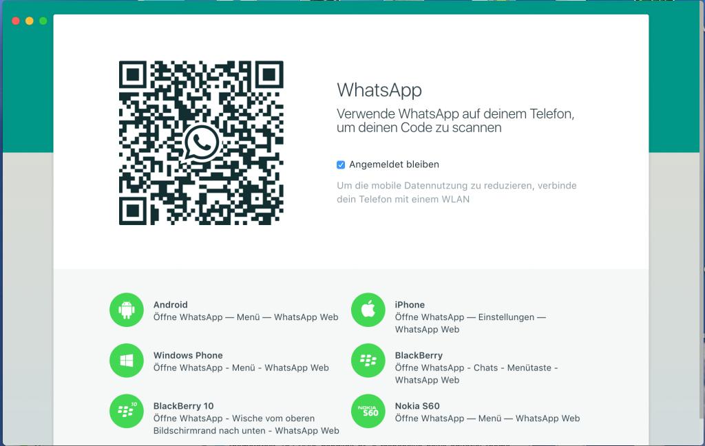 WhatsApp für PC und OS X veröffentlicht