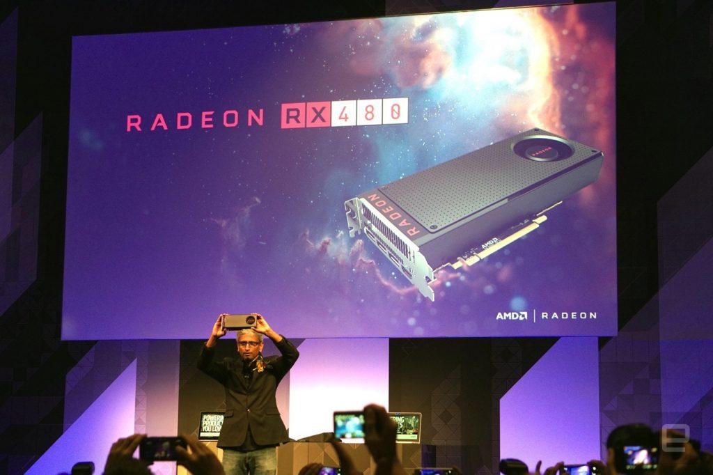AMD gibt erste Details zur Radeon RX 480 bekannt