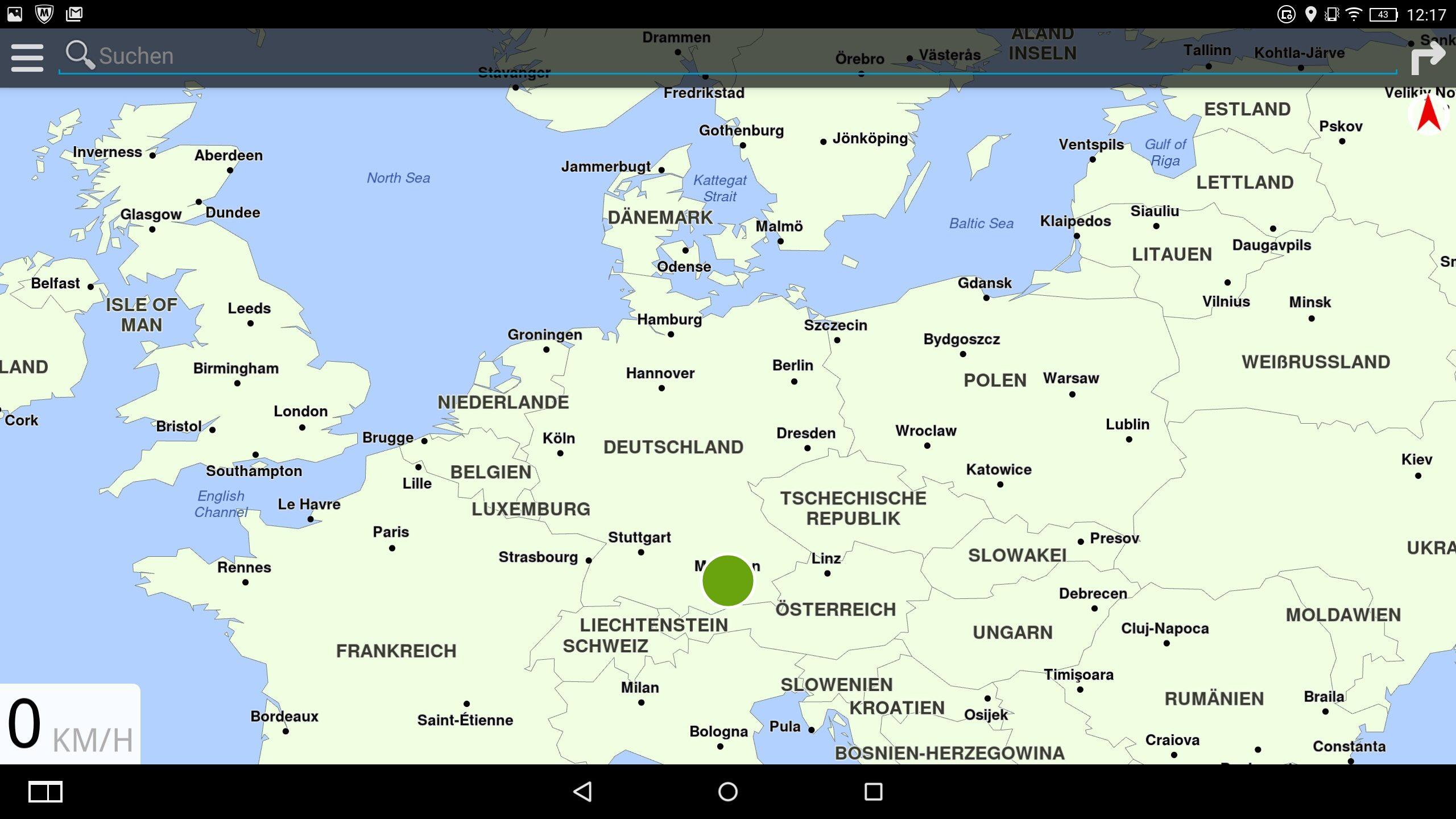 Lenovo Yoga 2 Pro-1380F – Anwednung – Google Maps