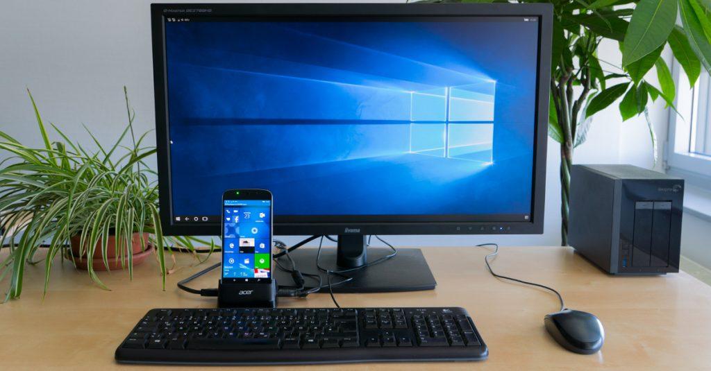 Test: Acer Jade Primo – der Bürohengst
