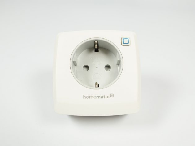 Homematic IP Starter-Set Sicherheit plus Schaltsteckdose