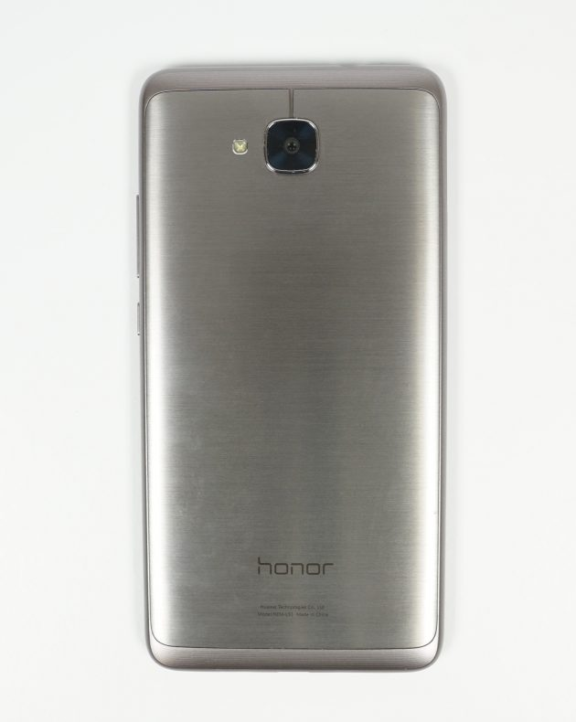 Huawei Honor 5C Rueckseite