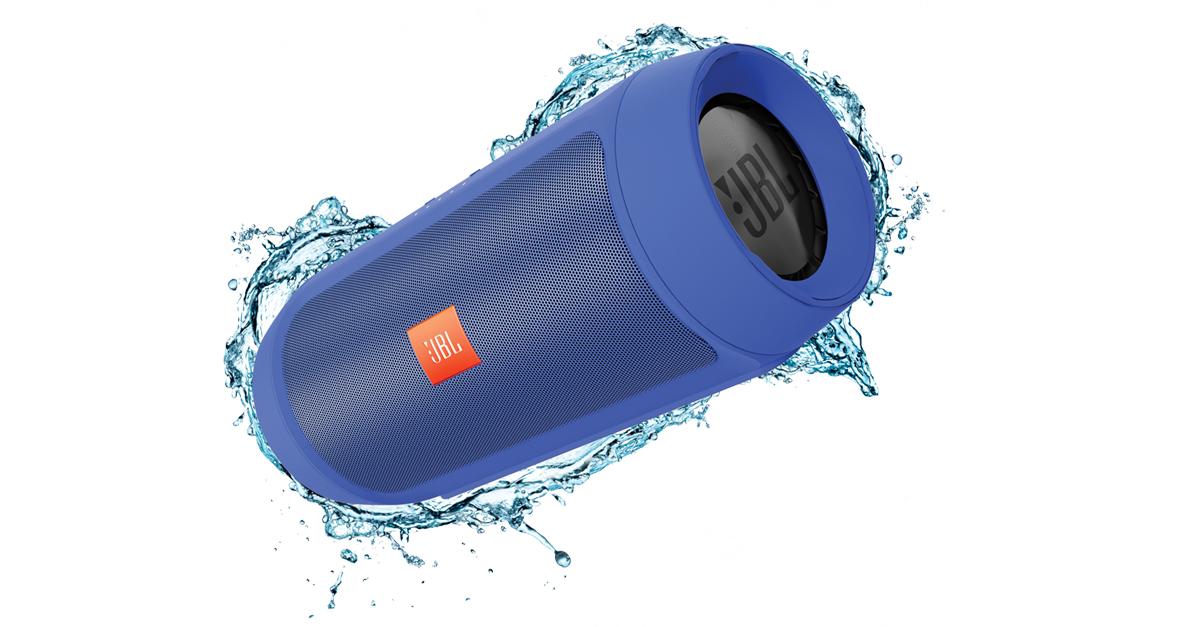 Test Jbl Charge 2 Bluetooth Speaker Mit Stereo Bass