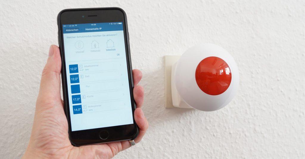 Test Homematic IP Starter-Set Sicherheit plus: Günstiges Alarmsystem für Haus und Wohnung