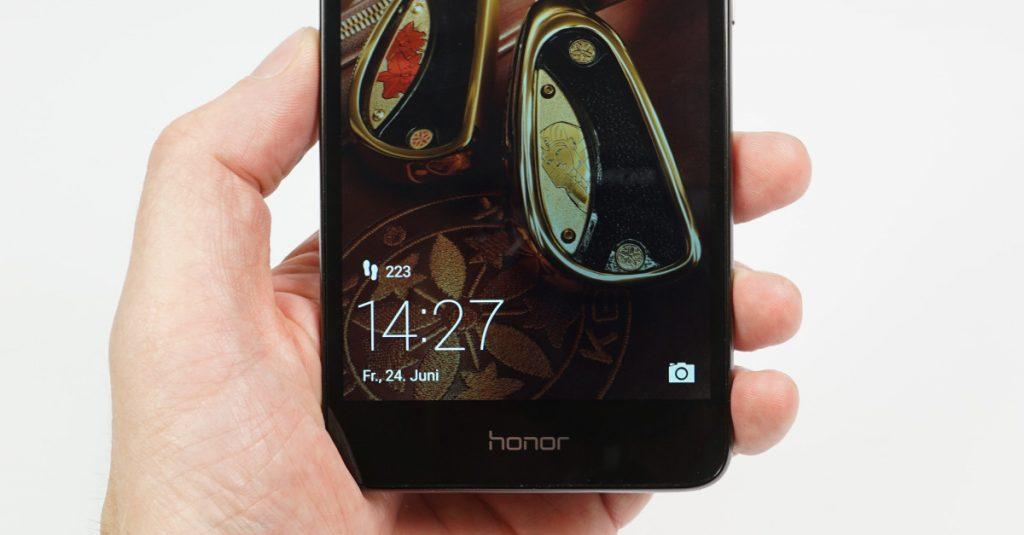 Test Huawei Honor 5C: Aller Ehren wert