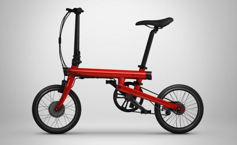 Xiaomi QiCicle vorgestellt: Faltbares E-Bike für die Stadt