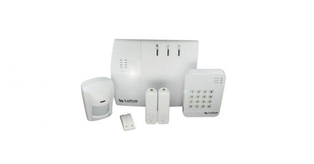 Alarmanlage Lupus Electronics LUPUSEC XT1 Starter Pack