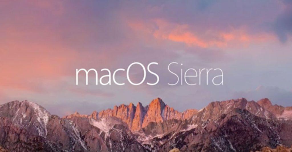 Apple Keynote: Aus OS X wird macOS