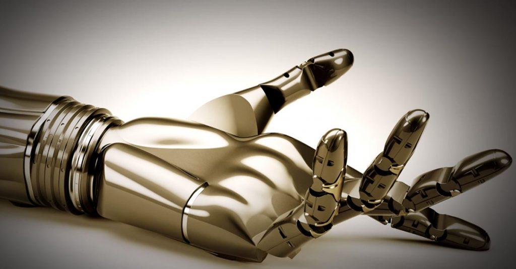 Deus Ex: Team entwickelt Roboterarm, auf den man stolz sein kann