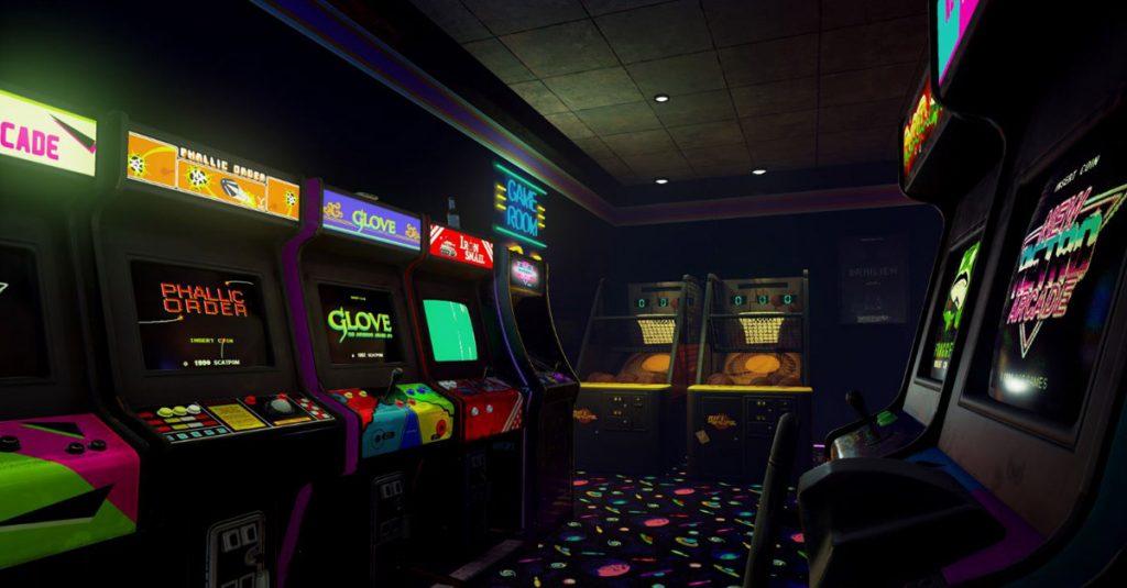 Retro-Arcade in VR: Neon als Demo verfügbar