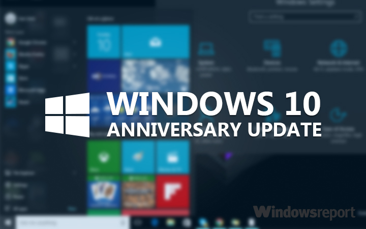 Das Windows 10 Anniversary Update ist da!