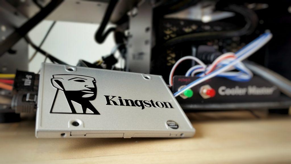 Kingston SSDNow UV400 120 & 480GB im Test. Günstig und gut?