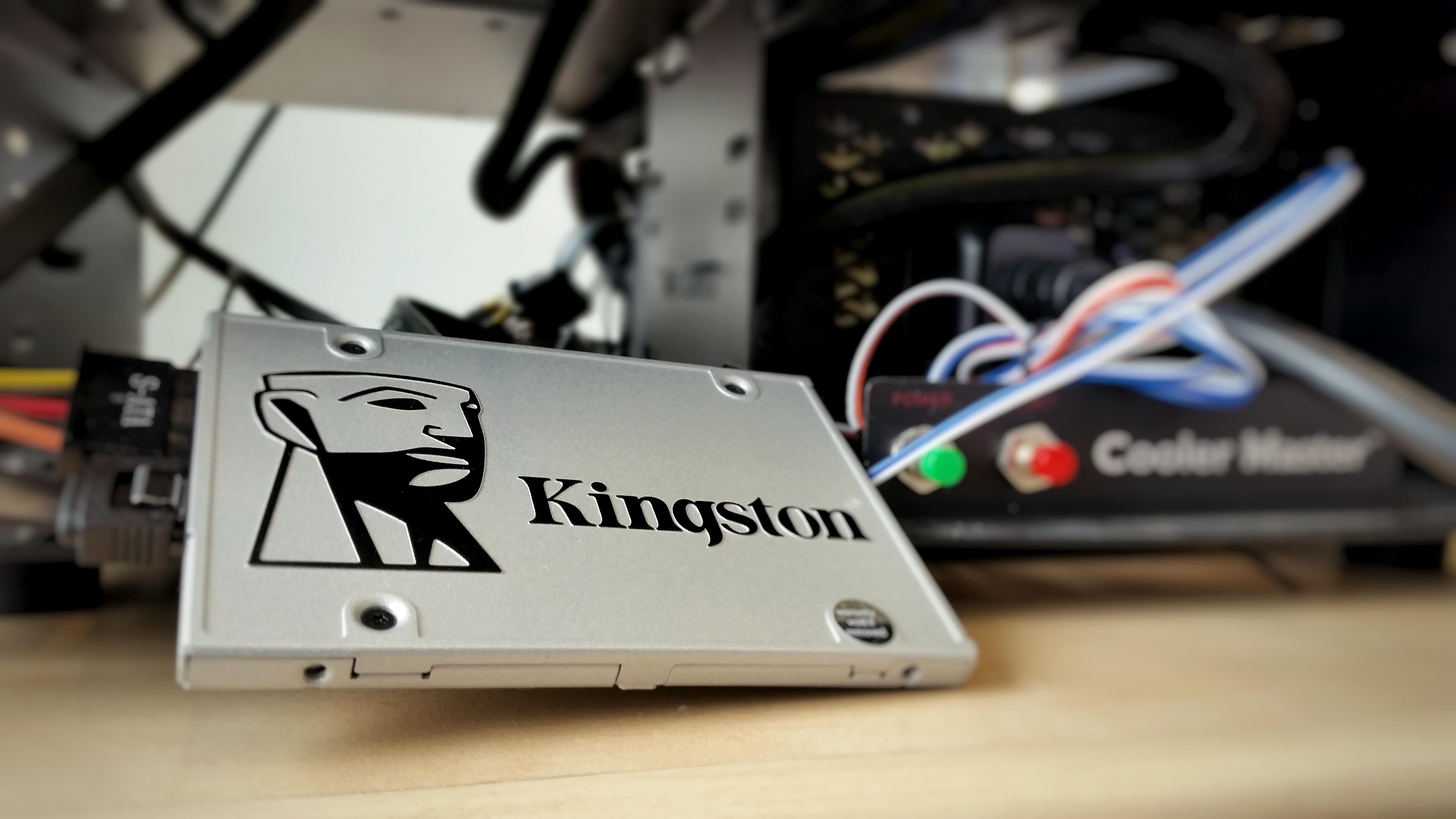 Kingston SSDNow UV400 120 und 480 GB im Test