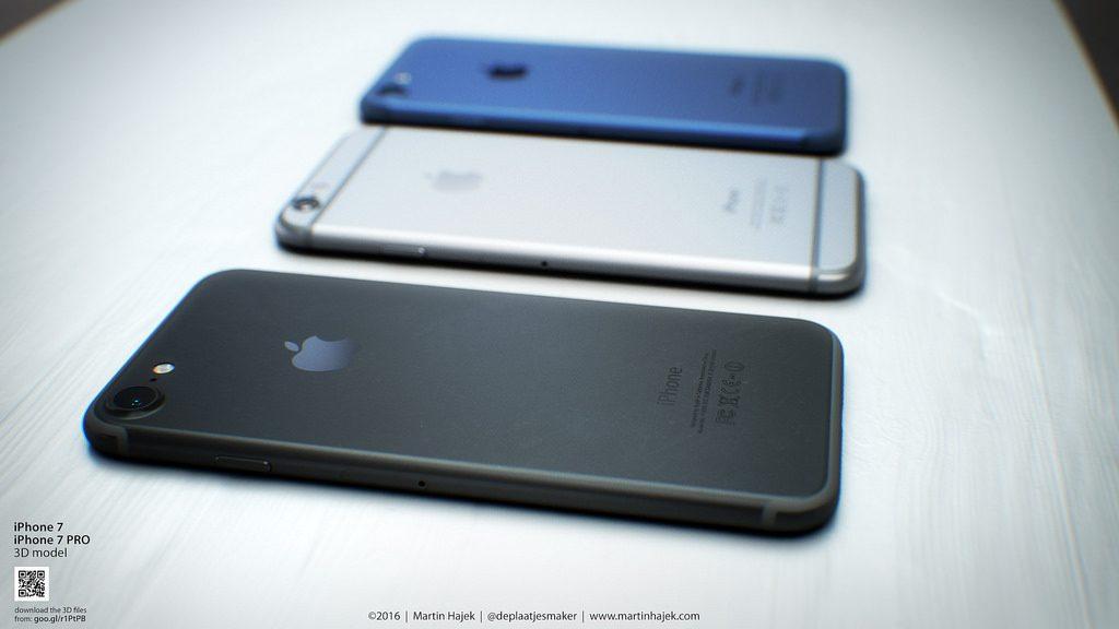 So stellt sich ein  Designer die neue iPhone-Generation vor