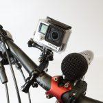 Audio-Aufnahmequalität von Actioncams verbessern