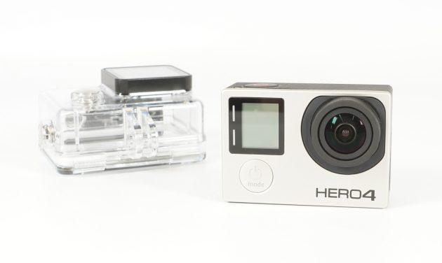 Actioncam Soundverbesserung GoPro ohne Gehäuse