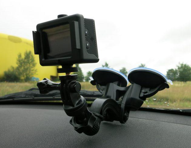 Actioncam Tipps Autohalterahmen