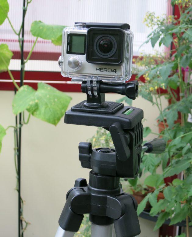 Actioncam Tipps Dreibein-Stativ