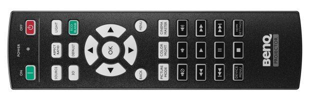 BenQ-W8000-Fernbedienung
