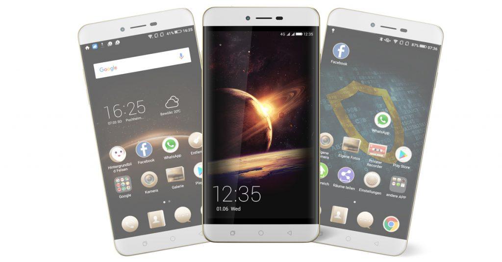 Coolpad Torino – 5,5-Zoll-Smartphone mit Dual-SIM und zwei Betriebssystemen