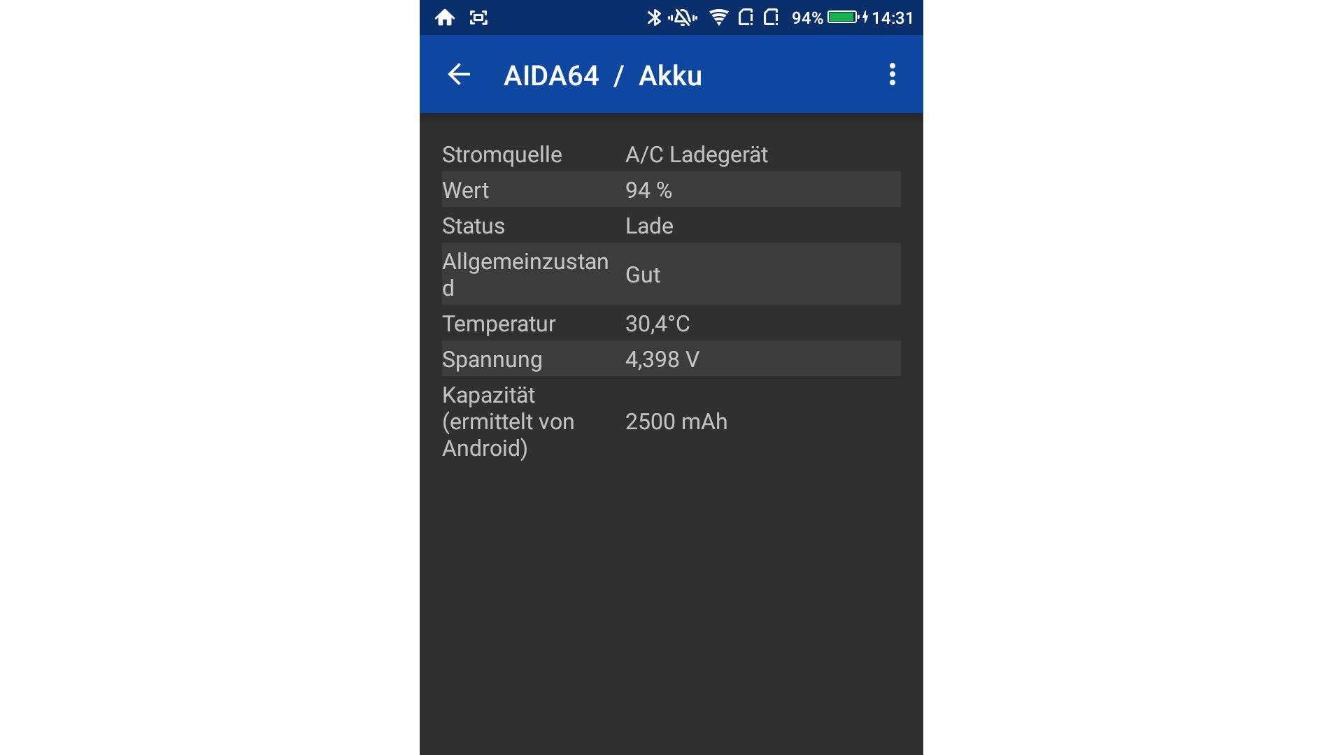 Coolpad-Torino-AIDA64-Akku