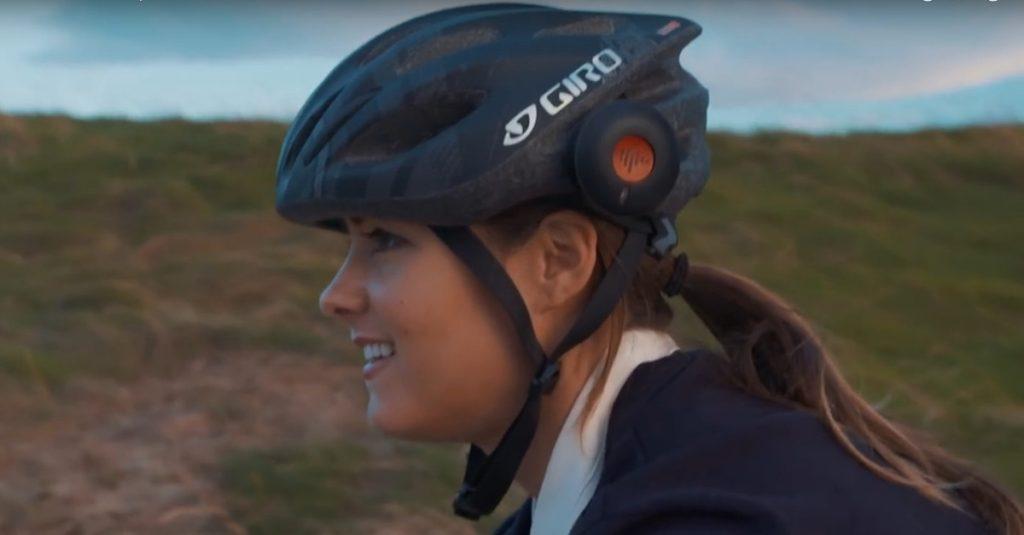 Domio verwandelt jeden Helm zum Kopfhörer