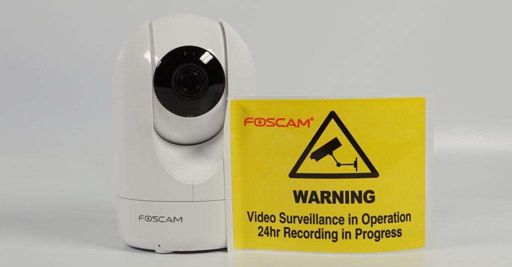 Test Foscam R4: Hochauflösende IP-Kamera mit Cloud-Anbindung