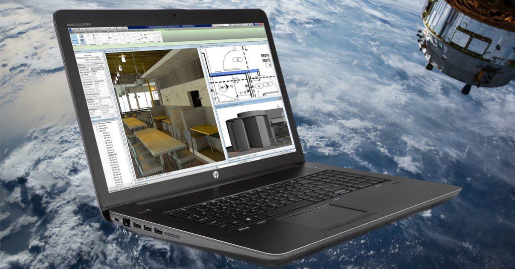 Test: HP ZBook 17 G3-T7V64ET – Kraftvolle mobile Workstation für den 24/7 – Einsatz