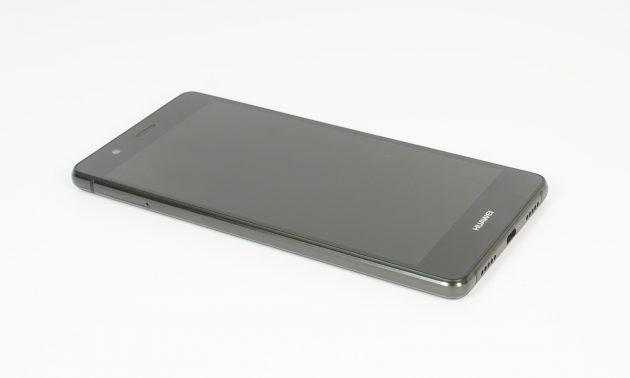Huawei P9 Lite liegend Display aus