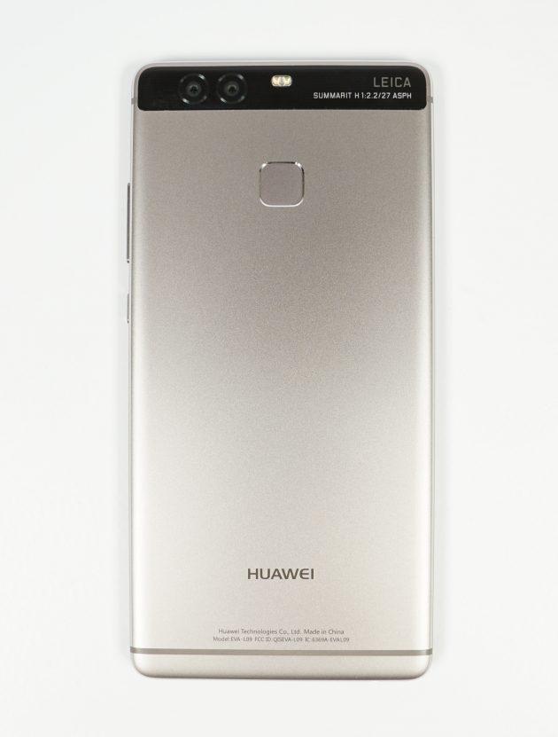 Huawei P9 Rueckseite