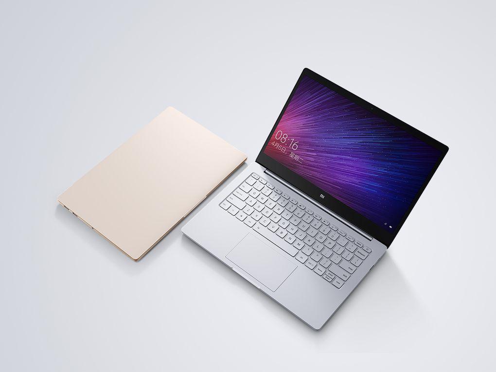 Xiaomi stellt Mi Notebook Air vor – günstiges und flaches Notebook