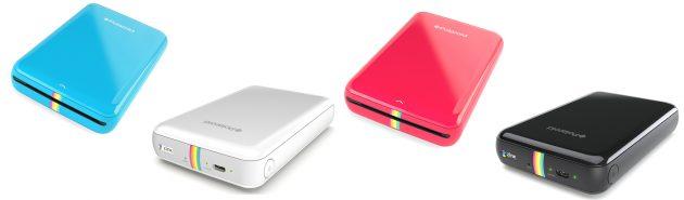 Polaroid_Zip-Farben