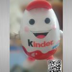 Sticker mit QR-Code