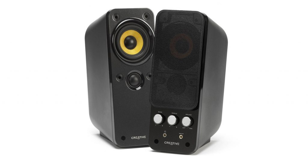 Creative GiGaWorks T20 Series 2: PC-Speaker mit 2-Wege-Technik