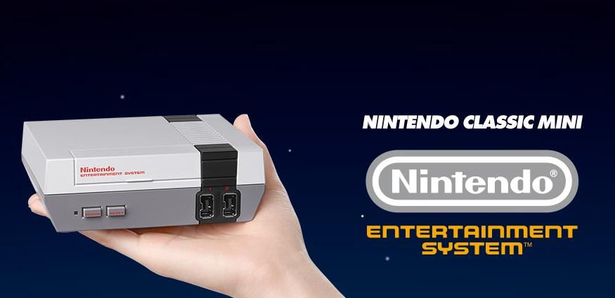 Nintendo: NES Classic Mini kommt im Juni wieder