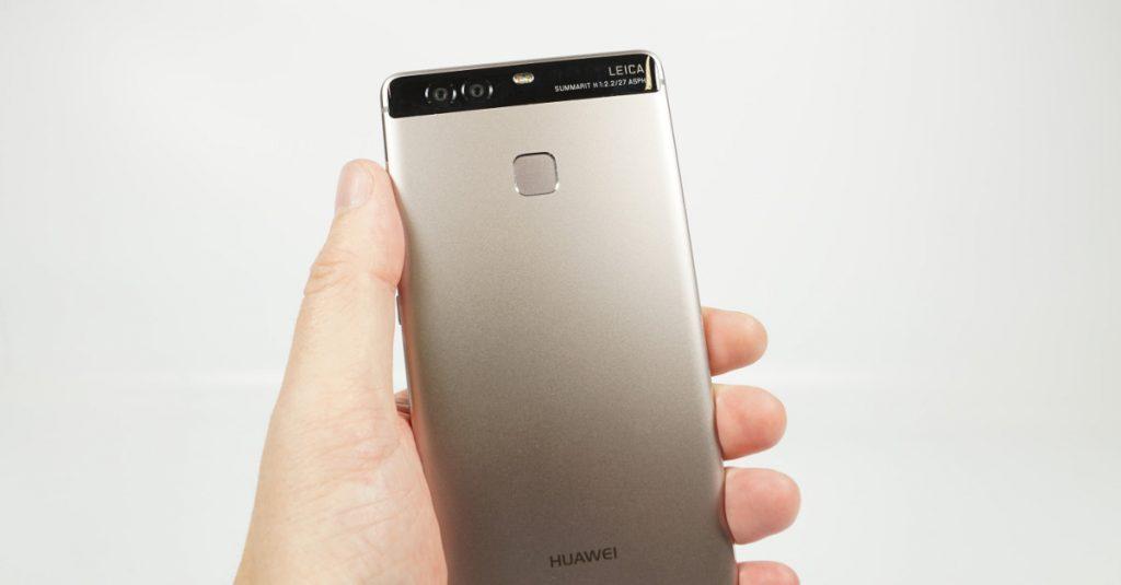 Test Huawei P9: Oberklasse-Smartphone mit Leica-Doppelkamera