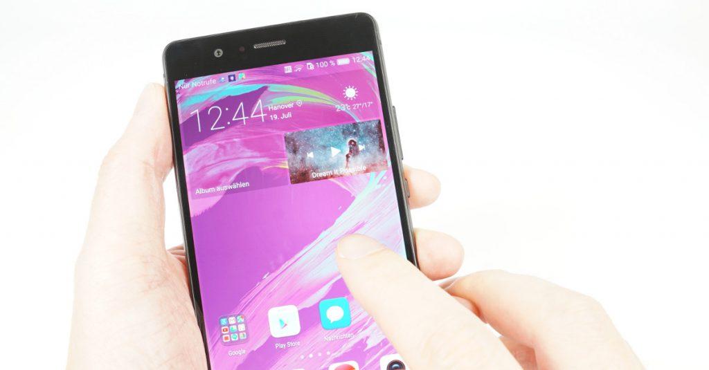 Test Huawei P9 Lite Smartphone: Darf's ein bisschen weniger sein?