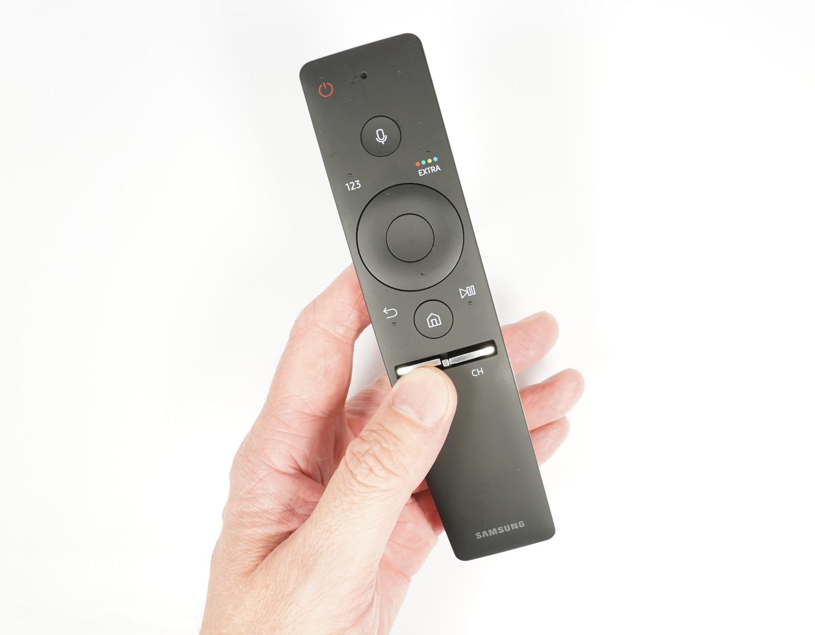 test samsung 4k uhd tv ue65ks8090 ein quantum dots. Black Bedroom Furniture Sets. Home Design Ideas