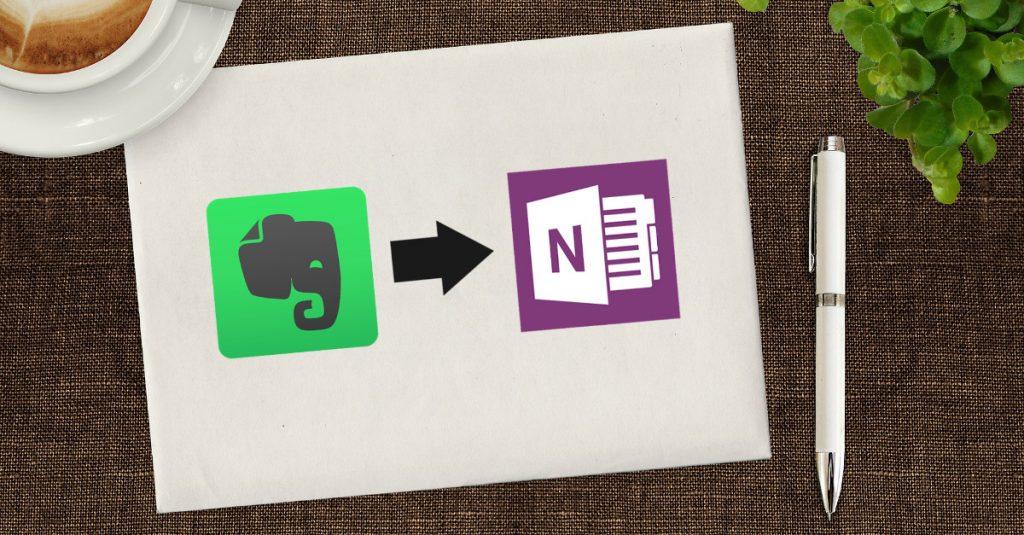Tschüss Evernote: So gelingt der Umstieg auf Microsoft OneNote