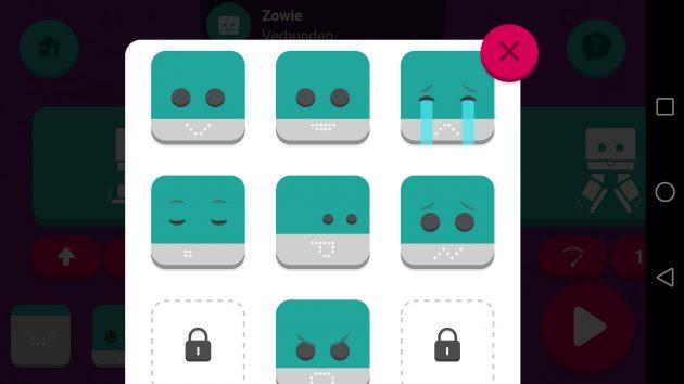 Zowie App Moods