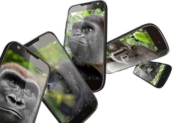 Corning Gorilla Glass 5 vorgestellt