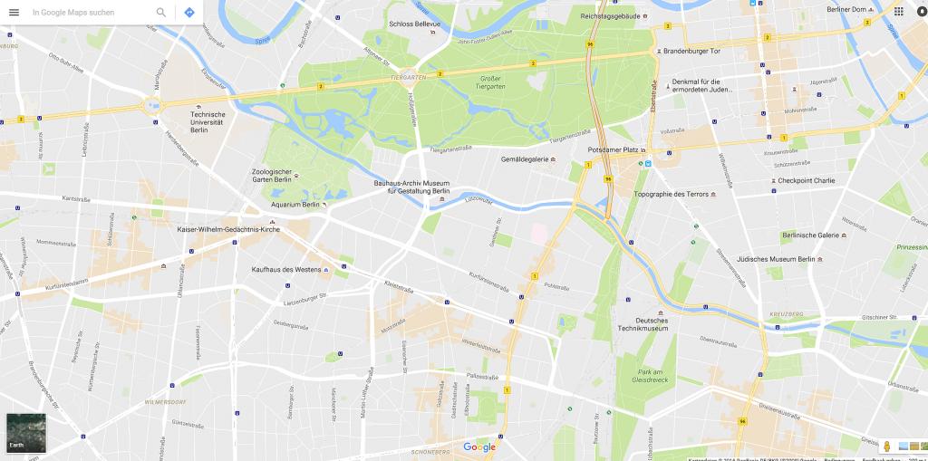 Mehr Übersichtlichkeit: Google Maps hat jetzt ein neues Design